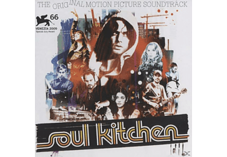 VARIOUS, OST/VARIOUS - SOUL KITCHEN [CD]