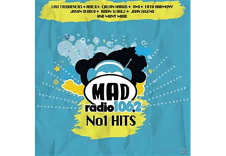 Various -  Mad Radio No1 Hits [CD]