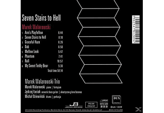 Marek Walarowski Trio - Seven Stairs To Hell - (CD)