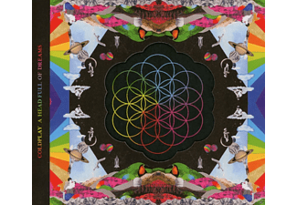 Coldplay - A Head Full Of Dreams - (CD)