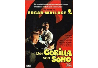 Edgar Wallace - Der Gorilla von Soho [DVD]