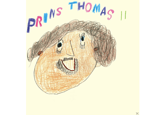 Prins Thomas - Prins Thomas 2 (2lp+Mp3/Gatefold) - (Vinyl)