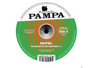 Dntel/Herbert - My Orphaned Son/It's Only-Remixes - (Vinyl)