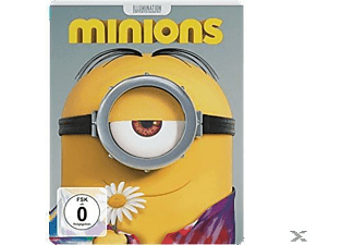 Minions (Exklusive Steel-Edition) - (Blu-ray)