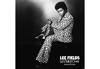 Lee Fields - Let's Talk It Over (Deluxe Edition) - (Vinyl)