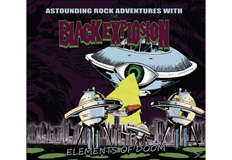 Black Explosion - Elements Of Doom - (Vinyl)