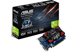 ASUS Nvidia GeForce GT 730 2 GB 128 Bit DDR3 (DX11) PCI-E 2.0 Ekran Kartı (GT730-2GD3)