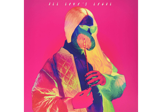 Planningtorock - All Love's Legal (Lp+Mp3) - (LP + Download)