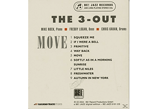 The Three Out - Move - (CD)