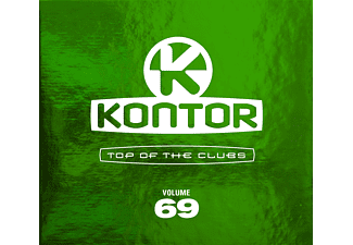 Various - Kontor Top Of The Clubs Vol.69 - (CD)