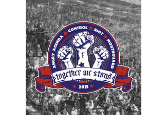 Control, Angry Agenda, Riots, Mouthguard - Together We Stand - (CD)