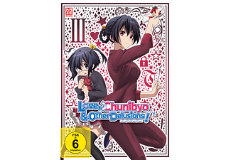 Love, Chunibyo & Other Delusions! - Vol. 3 [DVD]