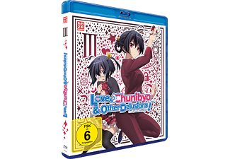 Love, Chunibyo & Other Delusions! - Vol. 3 - (Blu-ray)