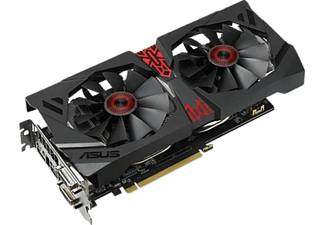 ASUS R9 380 STRIX Gaming 2 GB GDDR5 256 Bit DX12 AMD Radeon Ekran Kartı (STRIX-R9380-DC2OC-2GD5-GAMING)