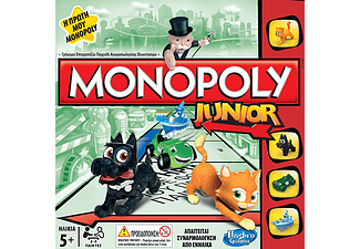 Monopoly Junior - (Α6984)