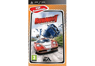 Burnout Legends Essentials Edition PSP