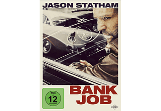 Bank Job Krimi DVD