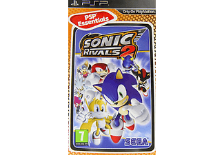 Sonic Rivals 2 Essentials PSP