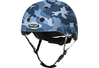 MELON Urban Active CAMOUFLAGE BLUE M-L