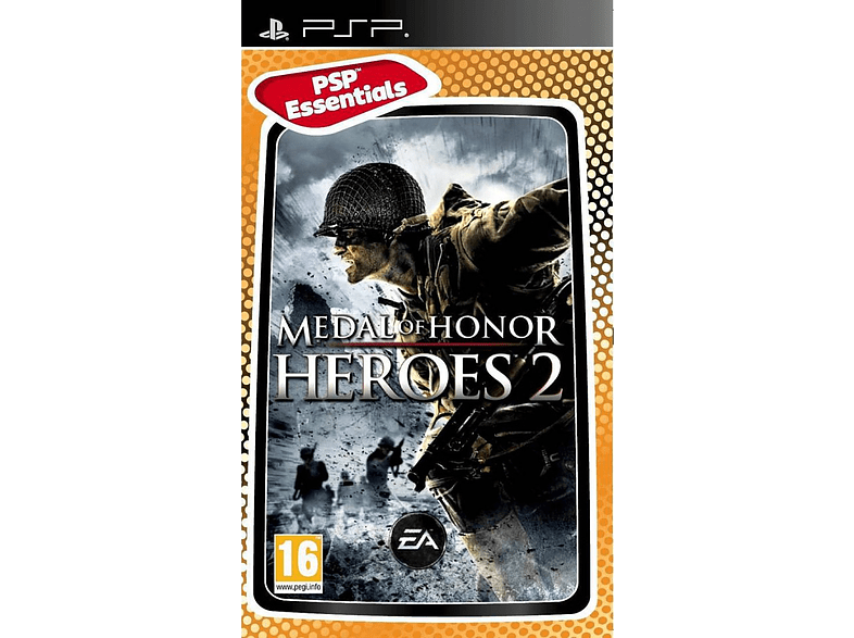 Medal of Honor Heroes 2 Essentials PSP gaming   offline sony psp παιχνίδια psp gaming φορητές κονσόλες games psp  ps vi