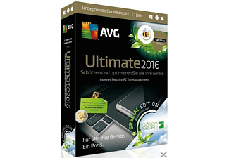 AVG Ultimate 2016 (Special Edition)