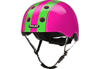 MELON Urban Active DOUBLE GREEN PINK GLOSSY M-L