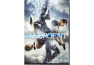 The Divergent Series: Insurgent DVD
