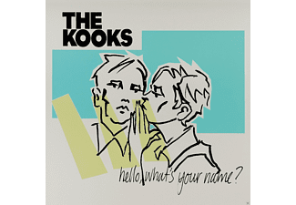 The Kooks -  Hello, What's Your Name? [CD]