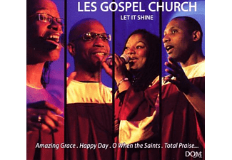 Les Gospel Church - Let It Shine - (CD)