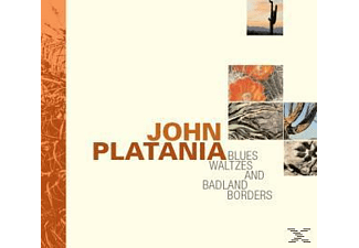John Platania - Blues,Waltzes And Badland Bor - (CD)