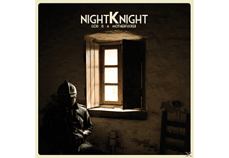 Night Knight - God Is A Motherfucker (2lp+Mp3/180g) - (LP + Download)