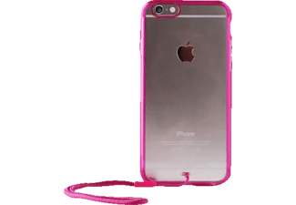 PURO PU-156236, Apple, Backcover, iPhone 6, iPhone 6s, Silicon, Pink