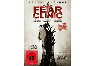 Fear Clinic - (DVD)