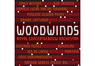 VARIOUS - Woodwinds - (SACD Hybrid)