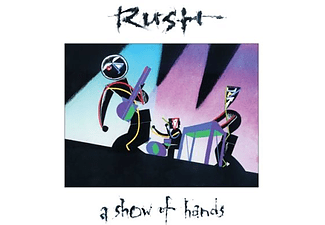 Rush A Show of Hands Βινύλιο