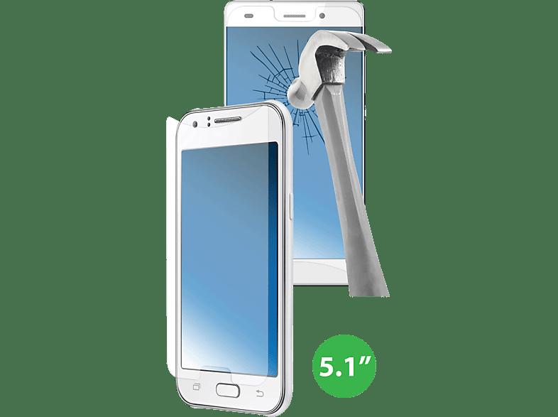 "PURO Universal μεμβράνη προστασίας PURO TEMPERED GLASS 4.9"""" - 5.1"""" - (SDGUNI51 τηλεφωνία   πλοήγηση   offline αξεσουάρ κινητής smartphones   smartliving iphone"