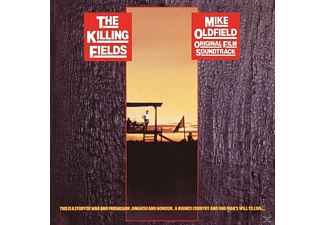 Mike Oldfield The Killing Fields (2015 Remastered) CD