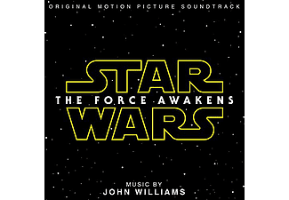 John Williams -  Star Wars: The Force Awakens [CD]