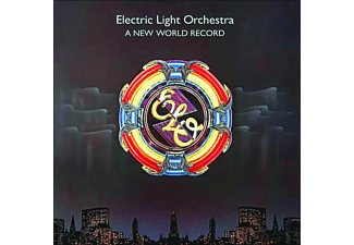 Electric Light Orchestra -  A New World Record [Βινύλιο]