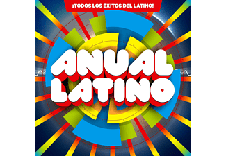 VARIOUS - Anual Latino 2016 - (CD)