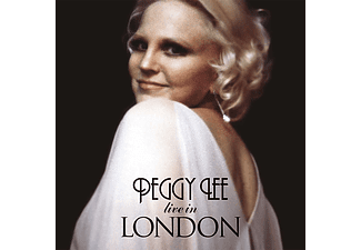 Peggy Lee Live in London DVD + CD