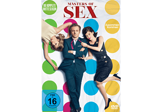 Masters of Sex - Staffel 3 - (DVD)