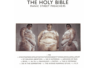 Manic Street Preachers The Holy Bible Βινύλιο