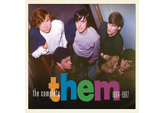 Complete Them 1964-1967 CD