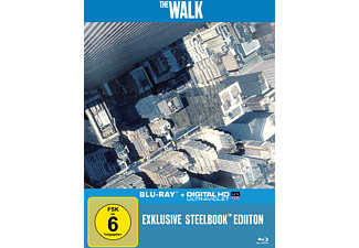 The Walk (Steelbook) - (Blu-ray)
