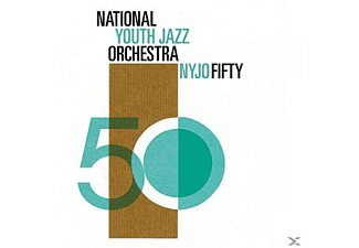 National Youth Jazz Orche - Nyjo Fifty - (CD)