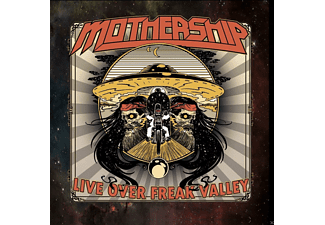 Mothership - Live Over Freak Valley - (CD)