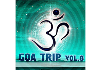 VARIOUS - Goa Trip 8 - (CD)