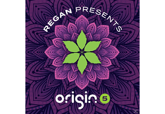 VARIOUS - Regan Presents Origin 5 - (CD)