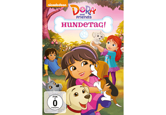 Dora And Friends - Hundetag - (DVD)